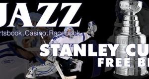 Free NHL Wager at JazzSports