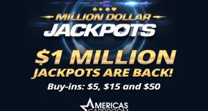 Million Dollar Jackpots at Americas Cardroom