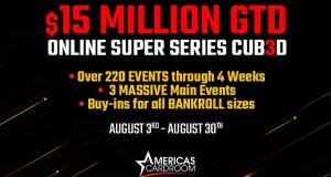Americas Cardroom OSS Cub3d $15 Million Poker Series