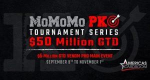 Americas Cardroom $50M GTD PKO Tournament