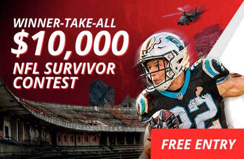 BetOnline $10K NFL Survivor Contest