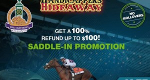 Saddle-In Promo at JazzSports Breeders Cup Classic
