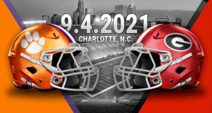 Georgia vs Clemson Football 2021
