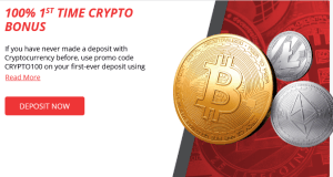 BetOnline Altcoin Deposit Bonus