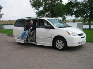 2004 IMS Ramp Van
