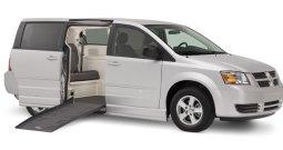 2012 Dodge Grand Caravan SXT – Side Entry