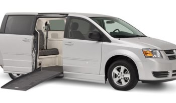 2012 Dodge Grand Caravan SXT – Side Entry