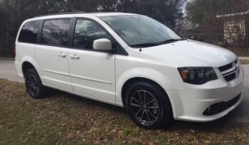 2017 Dodge Grand Caravan GT Rear Entry Wheelchair Van full