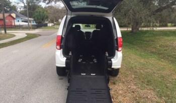 2017 Dodge Grand Caravan Rear Entry Wheelchair Van