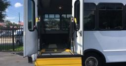 2010 Ford E350 Wheelchair  Van