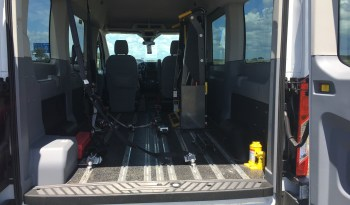 2017 Ford Transit Side Entry Wheelchair Van