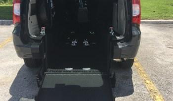 2012 Chrysler Town & Country Rear Entry Wheelchair Van