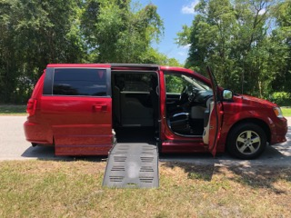 Handicap Vans For Sale | 1(800)308-2503