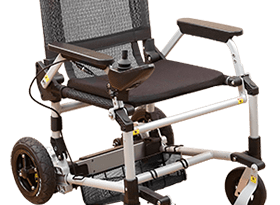 ZOOMER CHAIR – Portable Collapsible – IN STORE SPECIAL: Demo out-of-box units available for only $1999! Click here for our location information.