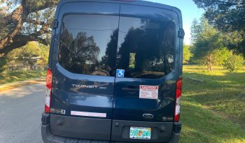 2017 Ford Transit Wheelchair Van full