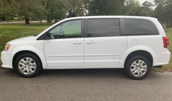 2017 Dodge Rear Entry Wheelchair Accessible Van full