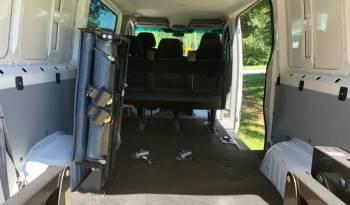 2014 Mercedes-Benz Sprinter Crew Rear Entry Wheelchair Van full