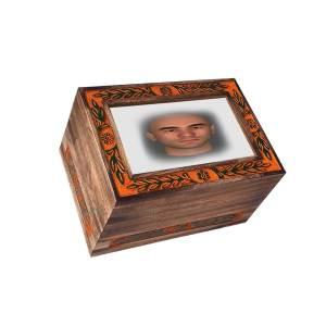 Urns for Human Ashes, Pet Cremation Urn, Wooden keepsake box