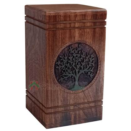 Tree of Life Wooden Cremation Urns for Human and Pet Ashes, Memorials Urns for Adult (Copy)