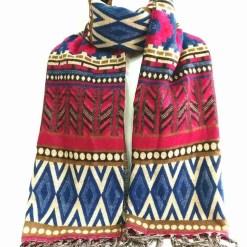 woolen shawl made in nepal
