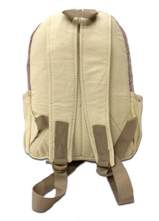 Organic Hemp Backpack 1