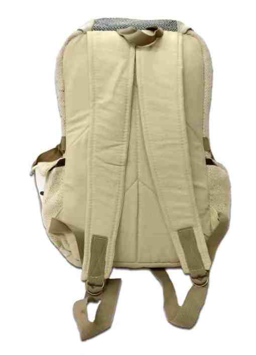 Hemp Laptop Backpack 1