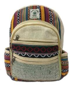 Hippie Hemp Backpack