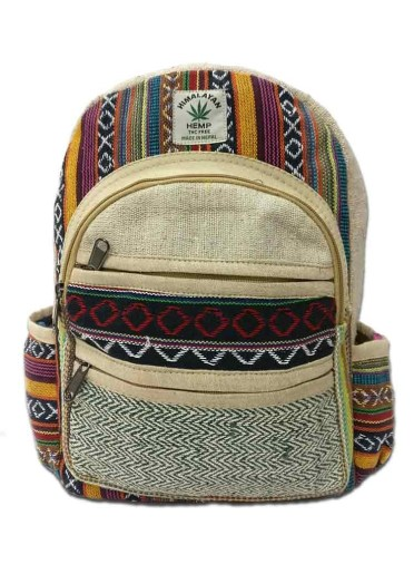 Hippie Hemp Backpack