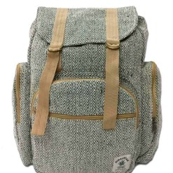 Hemp Backpack For School
