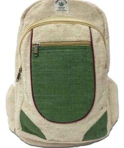 Multi Pocket Hemp Backpack