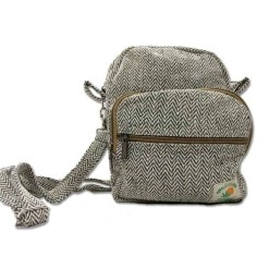 Himalayan Hemp Messenger Bag