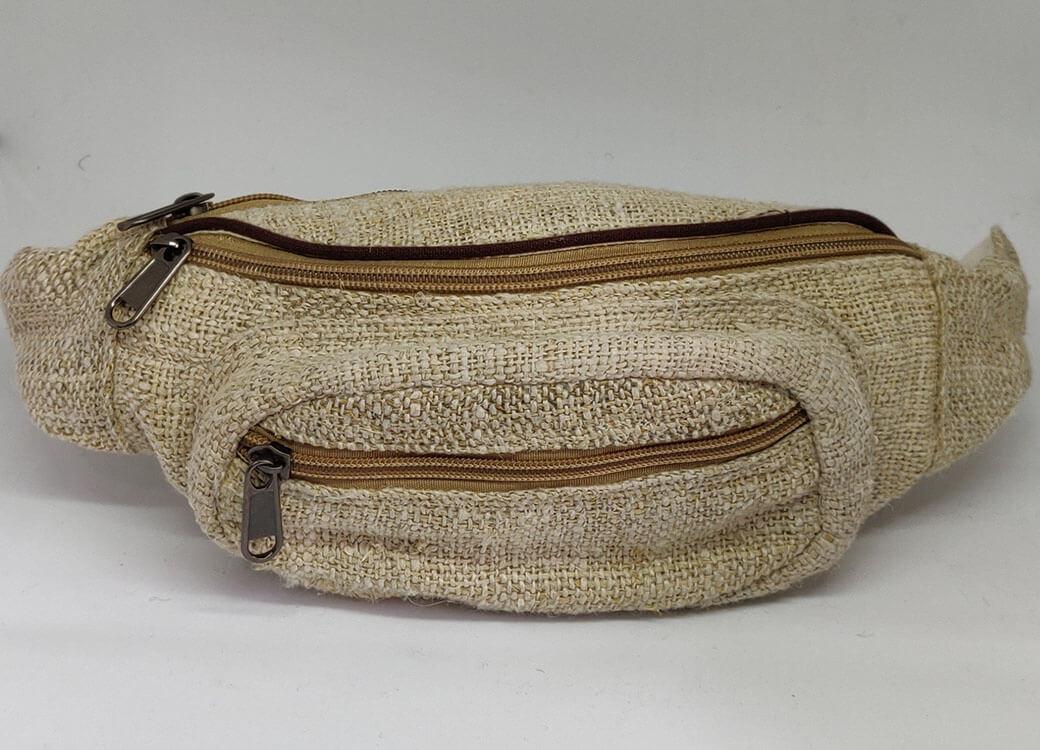 bdca080138d189 Pure Hemp Fanny Pack, Wholesaler & Exporter - Handicrafts in Nepal
