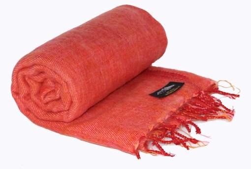 himalayan yak wool shawl