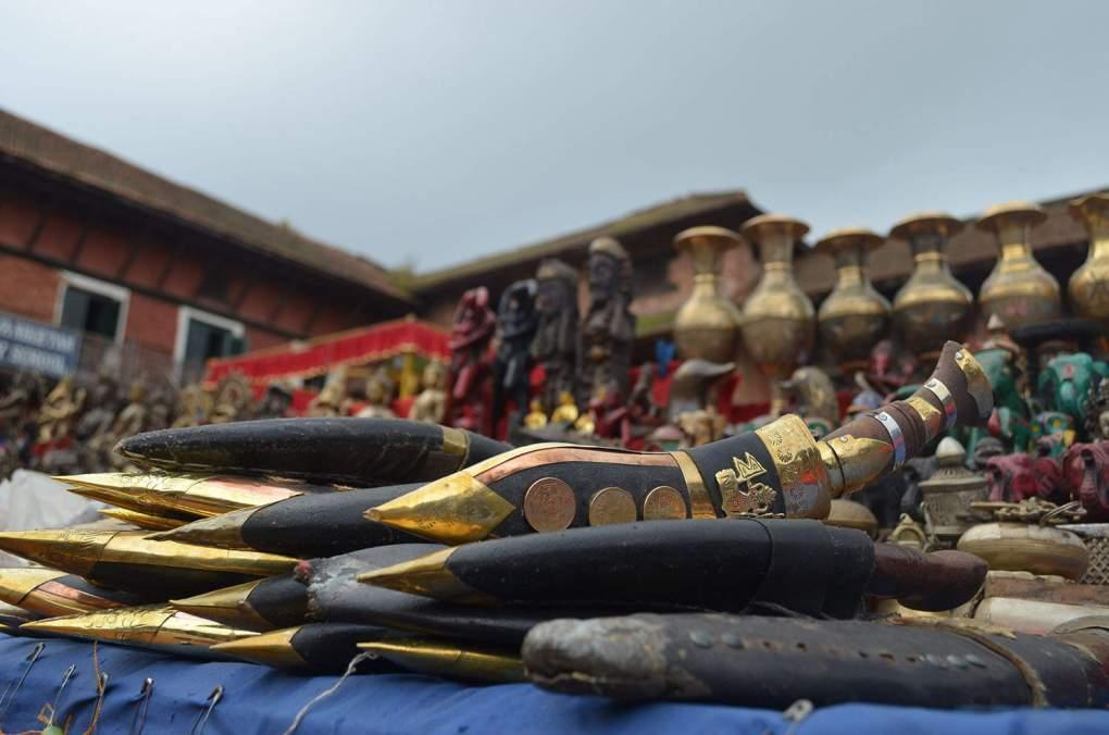 Khukuri - Nepali Handicrafts