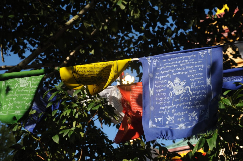 How to Hang Prayer Flags? 3