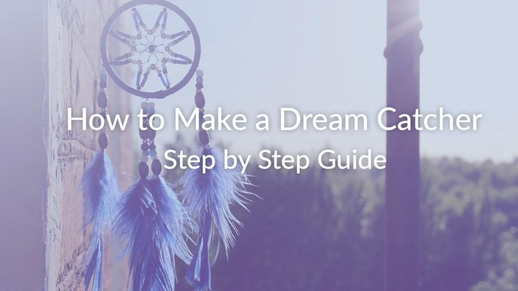 how to make a dream catcher