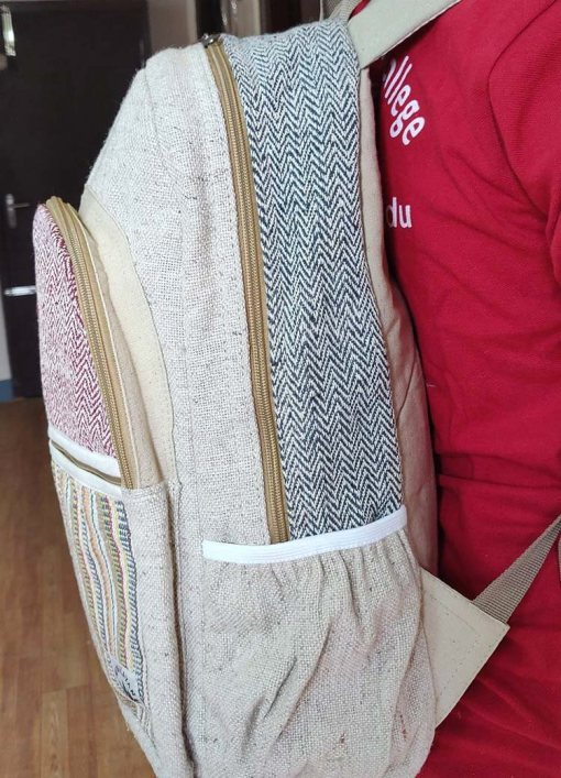 Simple Hemp Bag 2