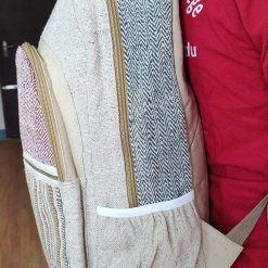 Simple Hemp Bag 4