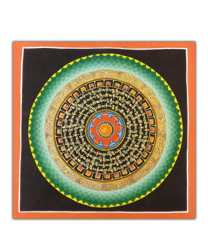 tibetan thangka nepal