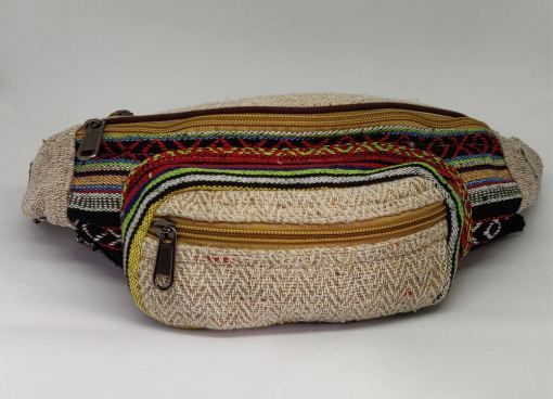 Hemp Hip Bum Bag