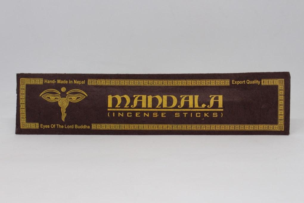 Mandala Incense Sticks 4
