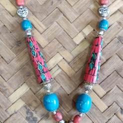 Tibetan Beads Necklace 11