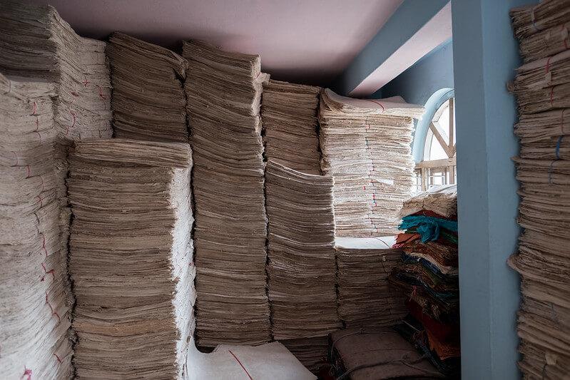 Lokta Paper: A Nepali Handmade Paper Craft 1