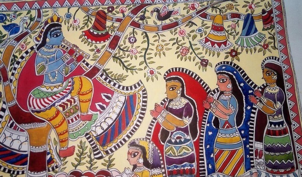 Mithila Painting: Local Women Into Art Entrepreneurship 1