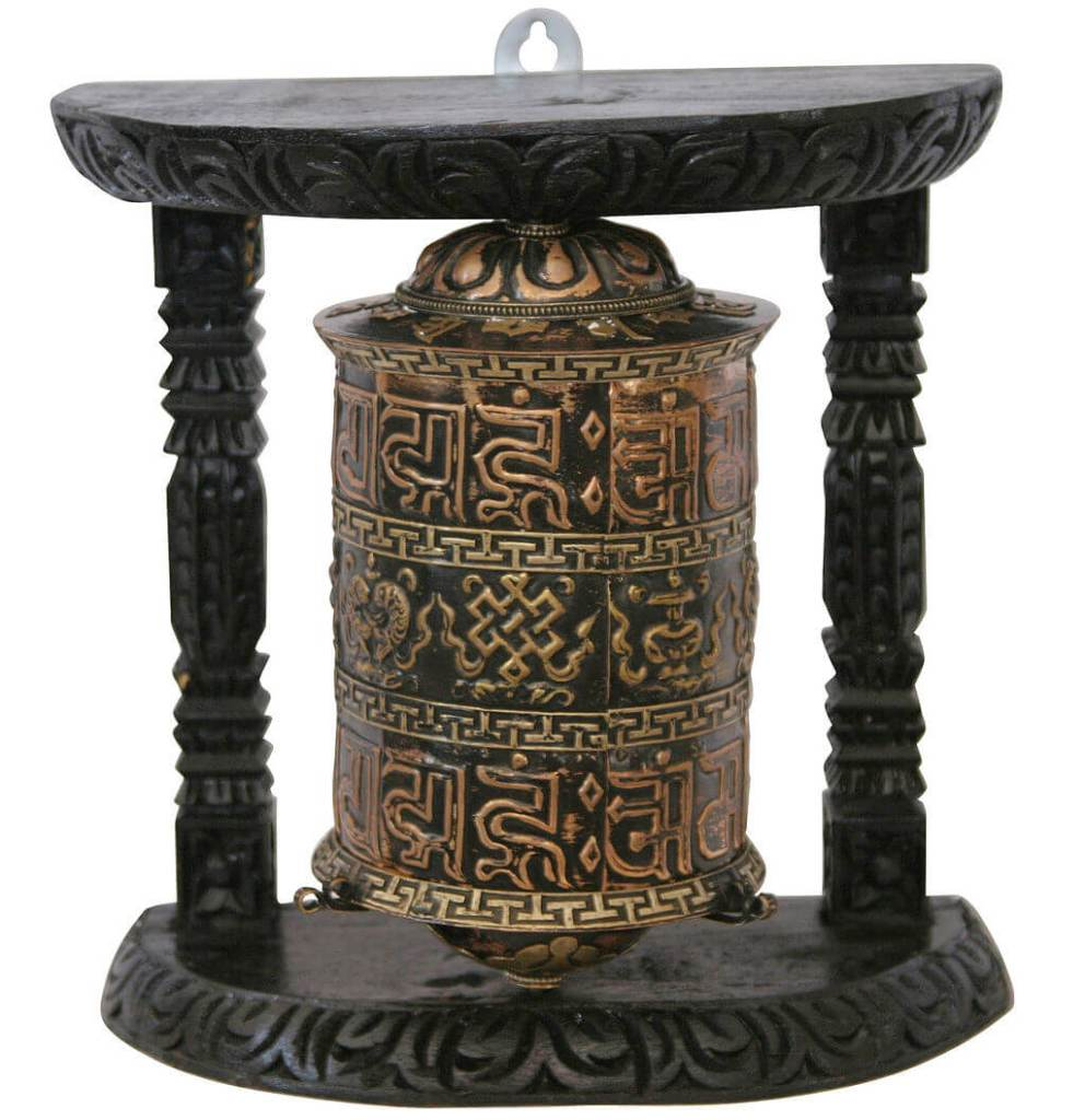 6 Types of Buddhist Prayer Wheels You Should Know 1
