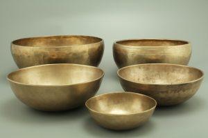 singing bowl types