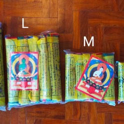 tibetan prayer flags 5 sizes wholesale