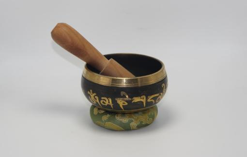 Om Sound Singing Bowl