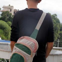 Hemp College Bag
