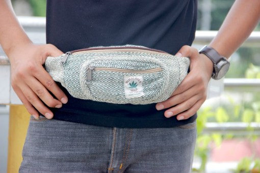 Hemp Money Belt
